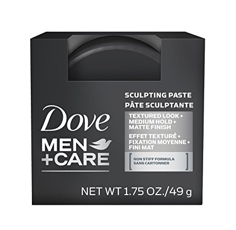 Dove Mens+Care Sculpting Paste - Kevin: It's great for sculpting, obvi. Oh, and it's not greasy, super thick and nasty!$5.99