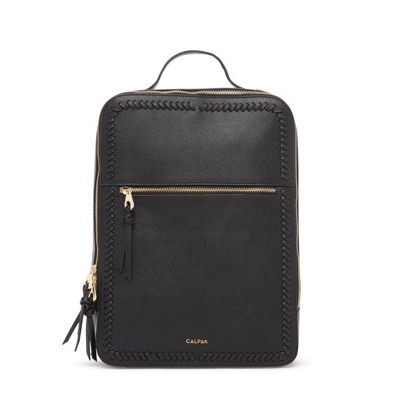 Kaya - Black - Laptop Backpack