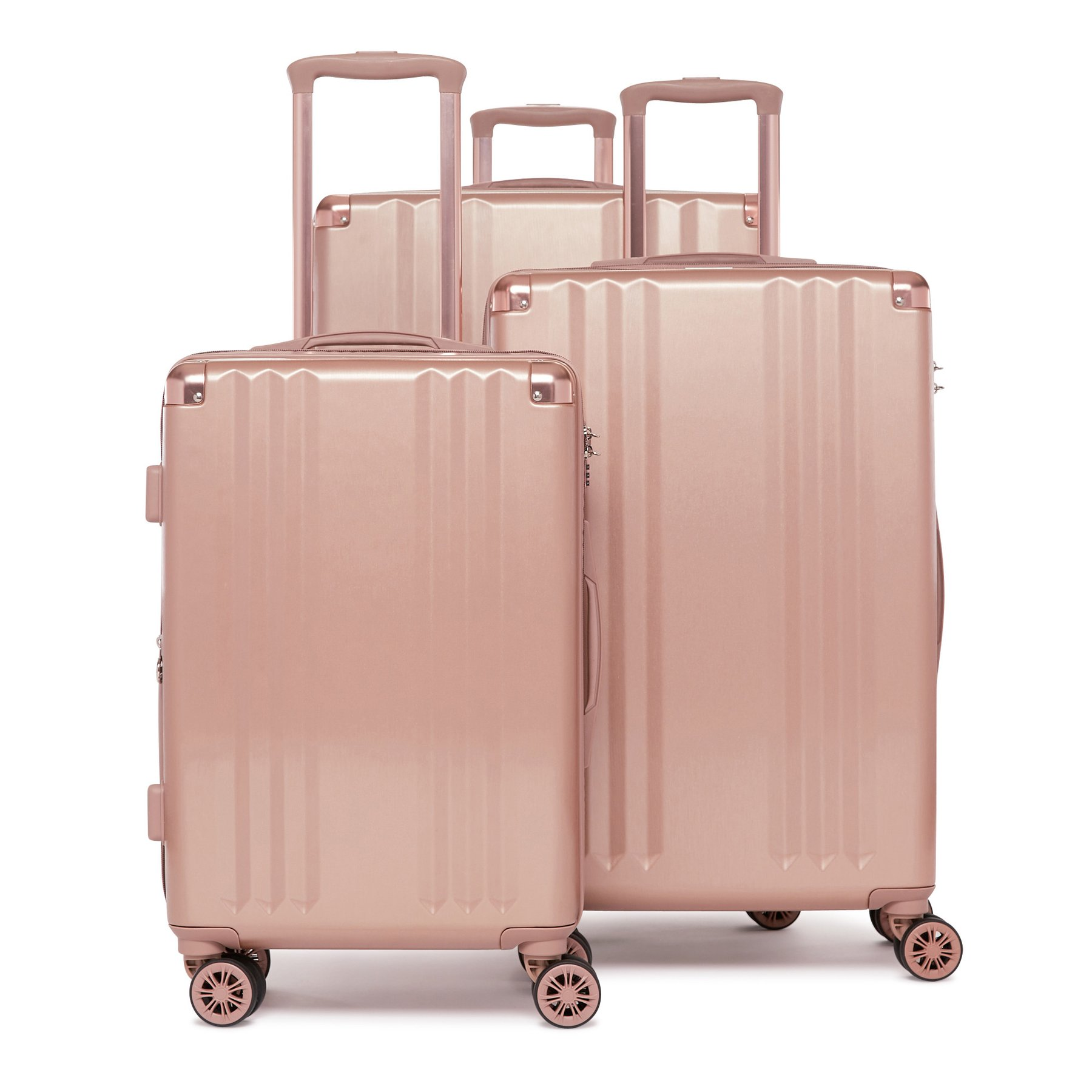 Ambeur - Rose Gold - 3Pc. -