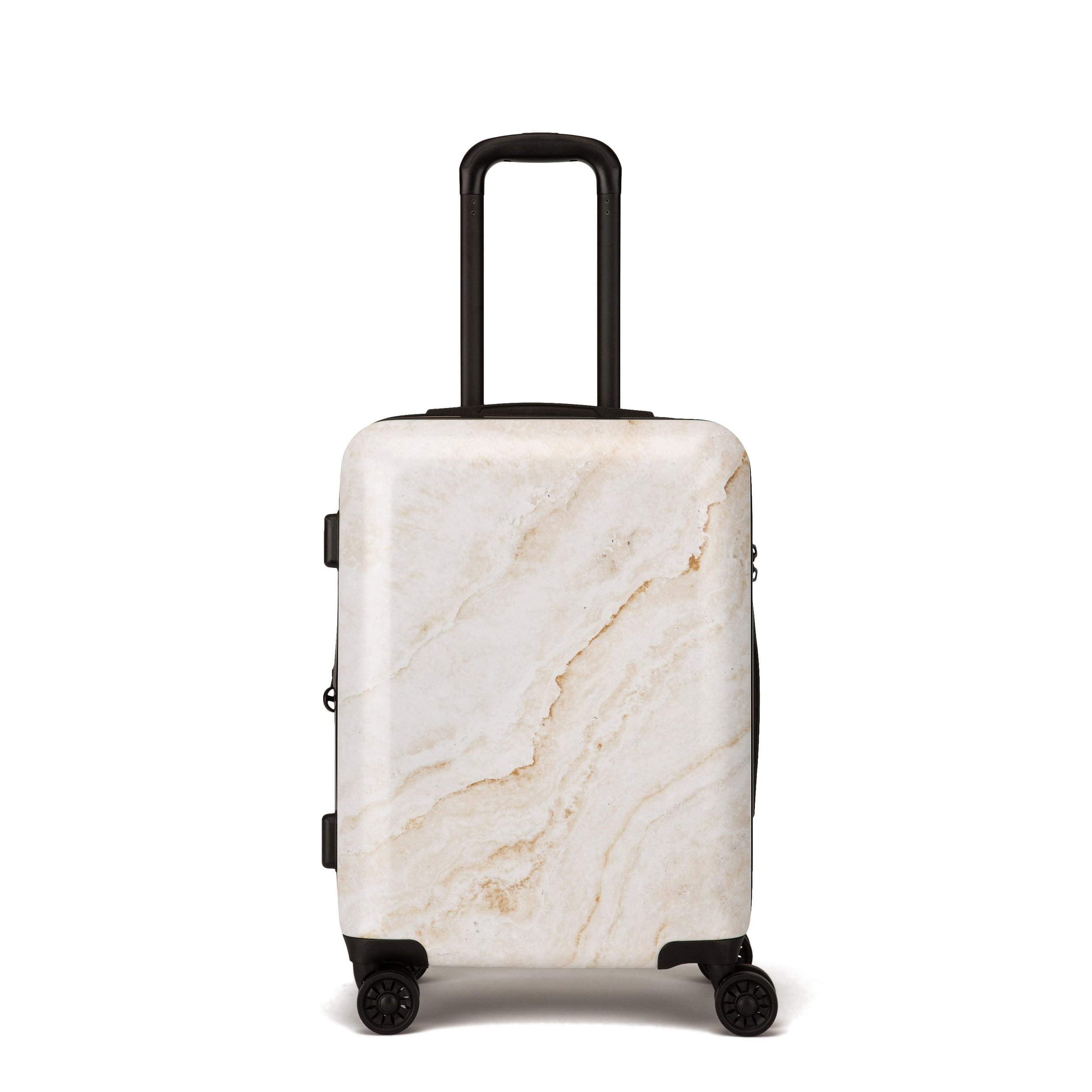 Gold Marble - Carry-on -