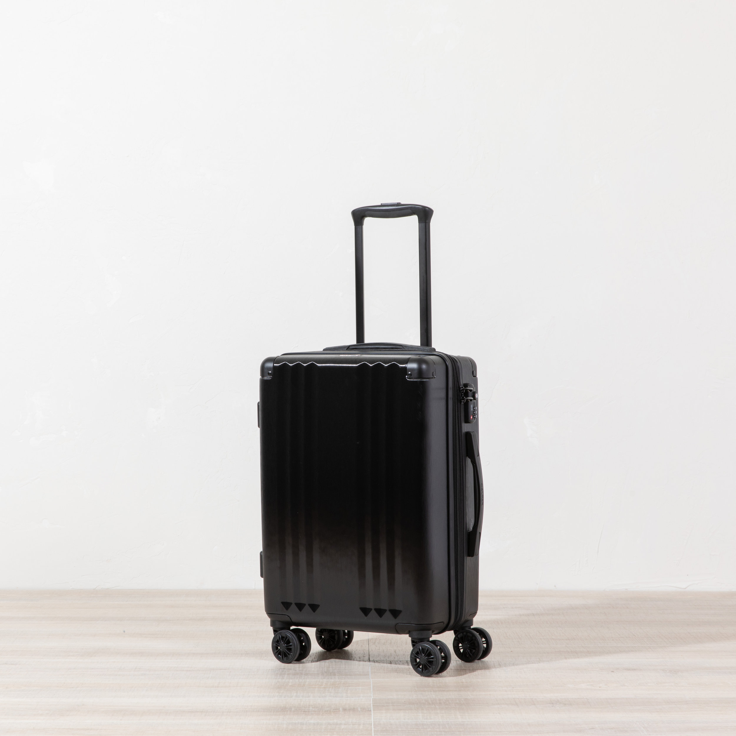 Ambeur Carry-on - Black -