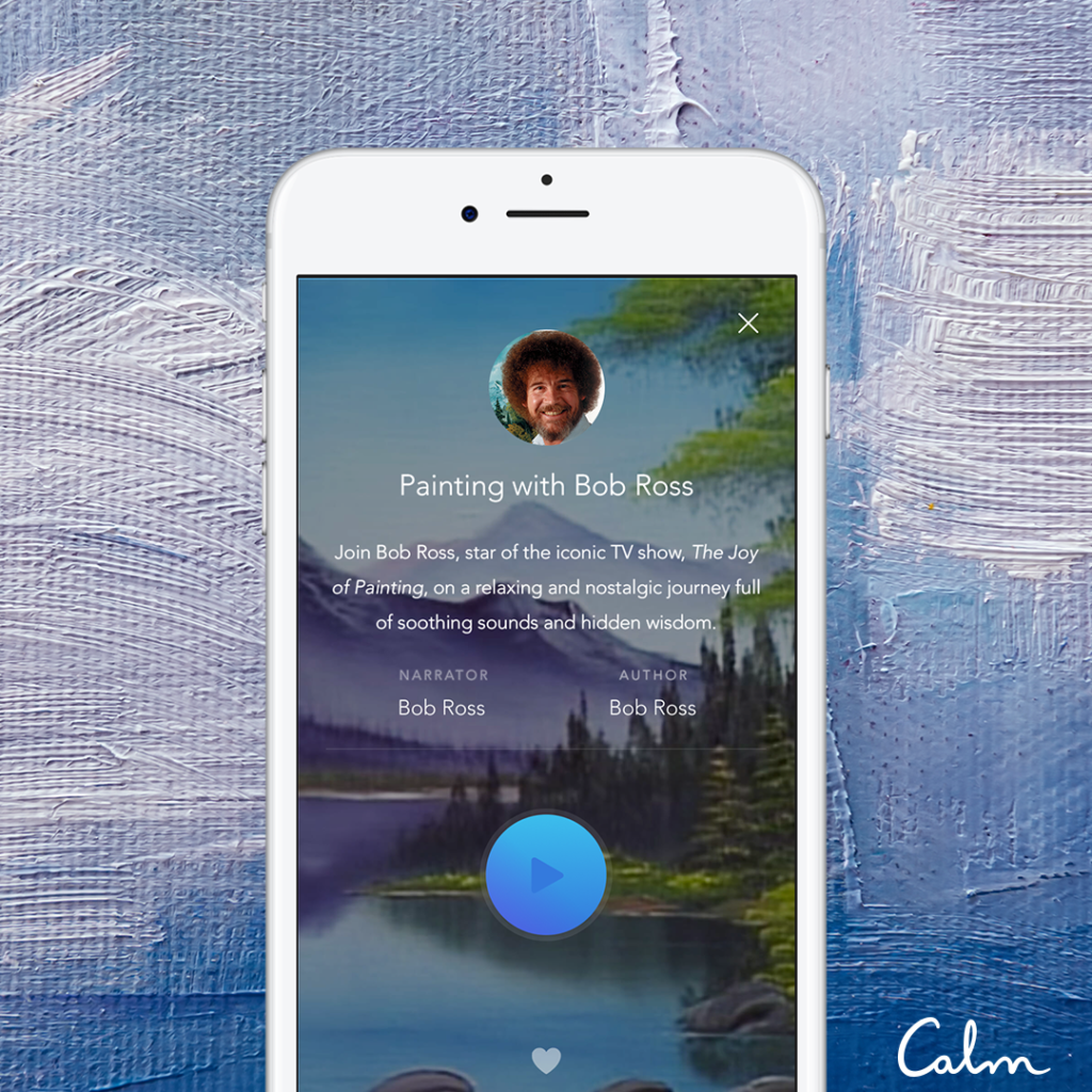 Sleep Stories by Calm App