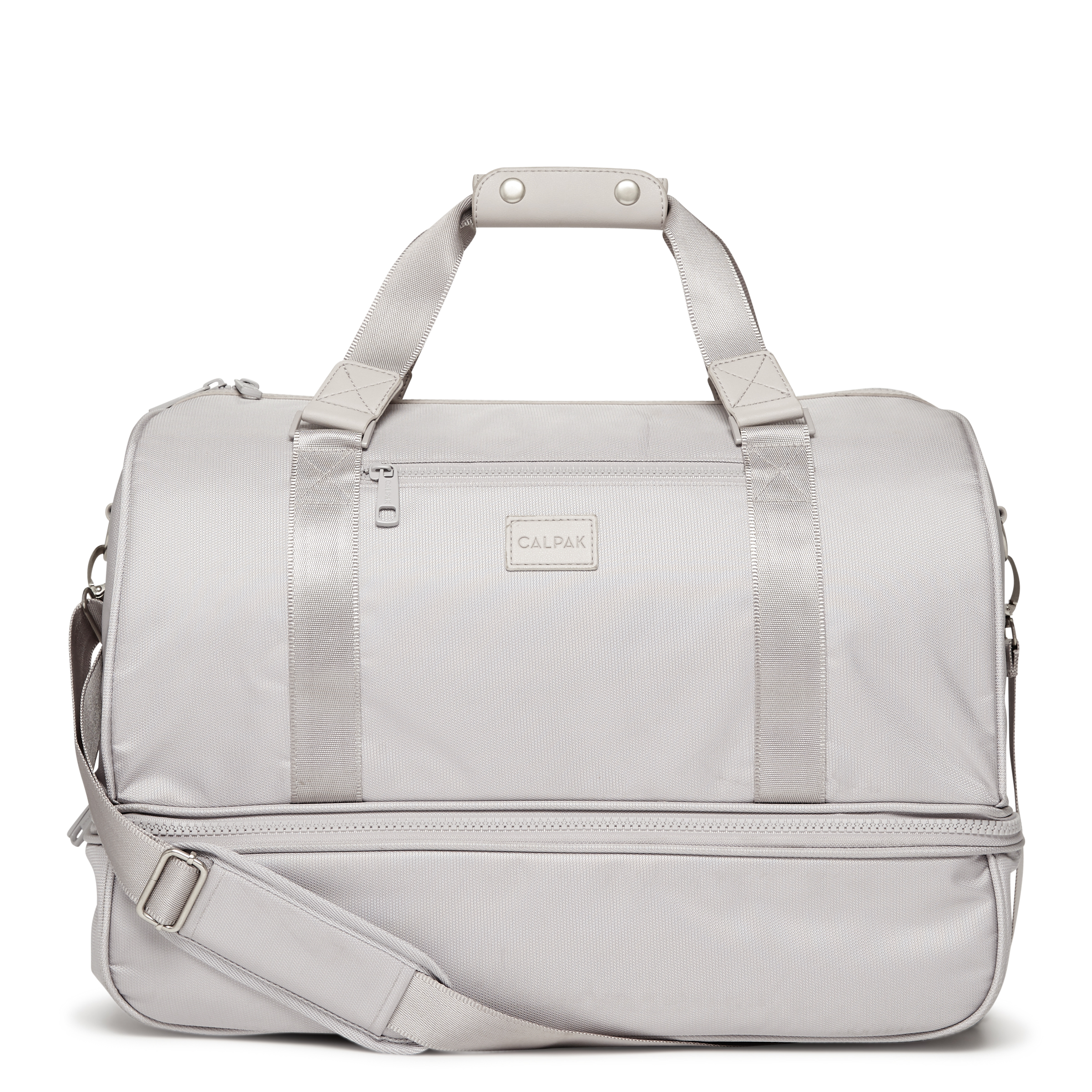 Stevyn Duffel Bags - The Stevyn Duffel Bag is the only duffel bag you'll ever need for overnighters, weekenders, or gym sessions. With interior and exterior pockets PLUS a large bottom compartment, you're able to stay extra organized and well-prepared.