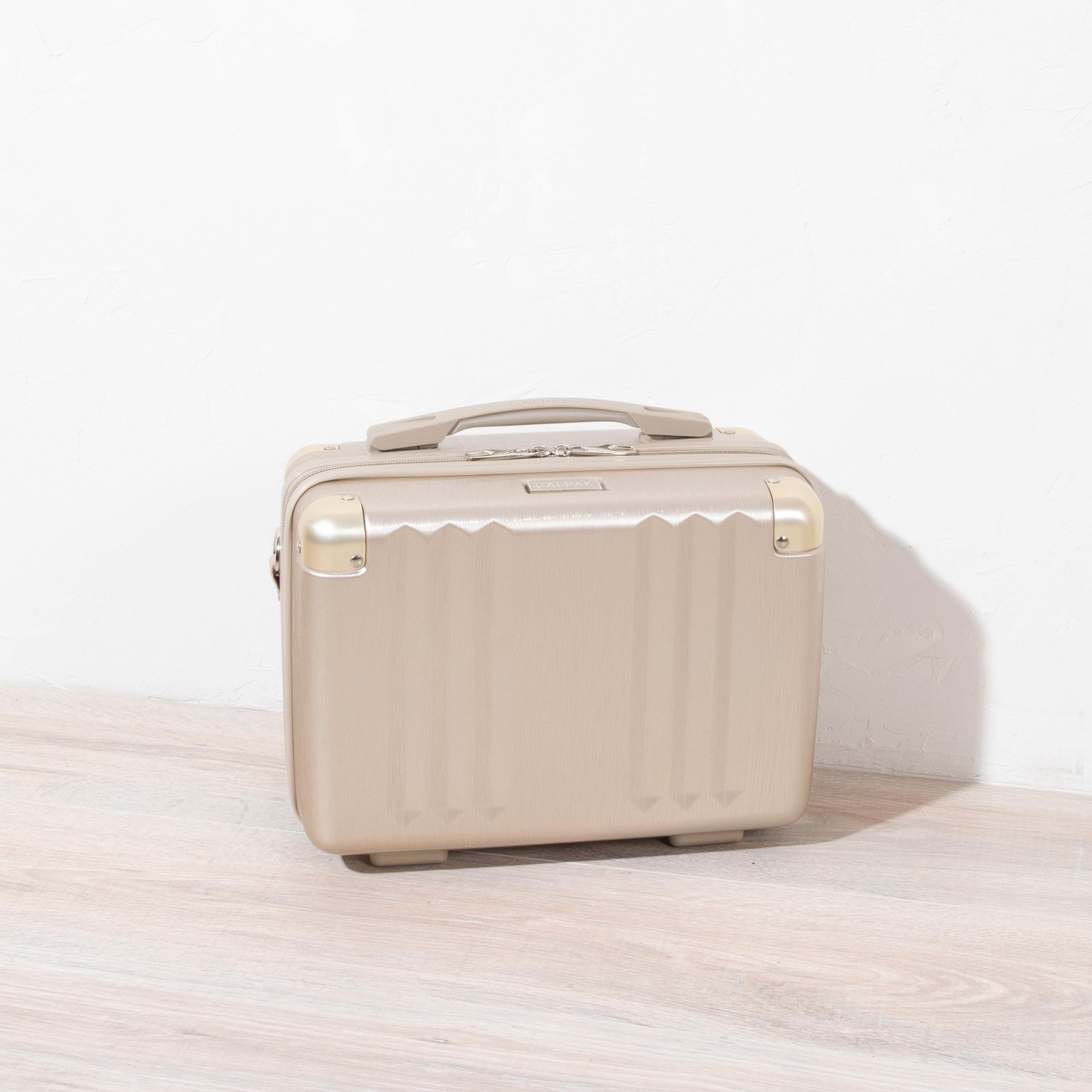Vanity Case - Ambeur Gold -