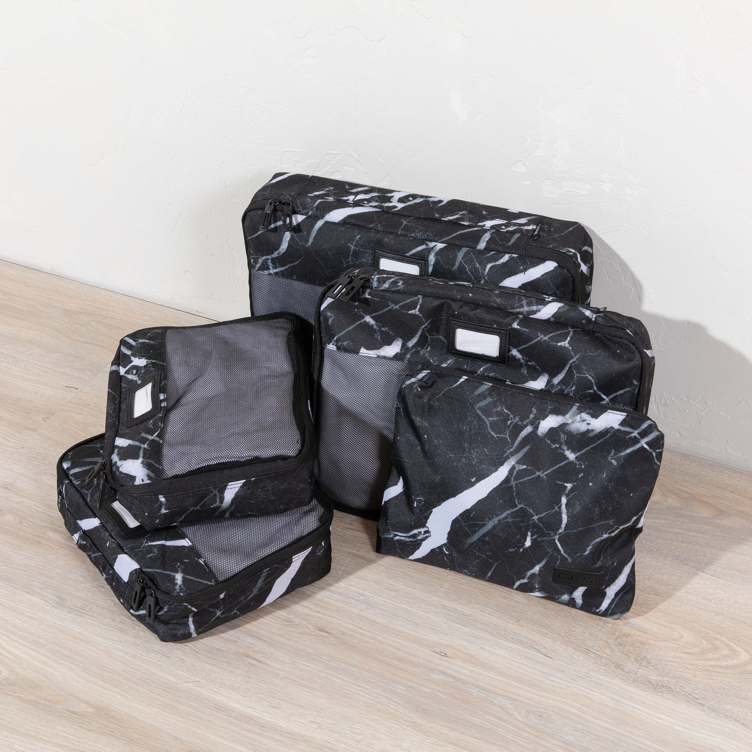 Packing Cubes - Midnight Marble -