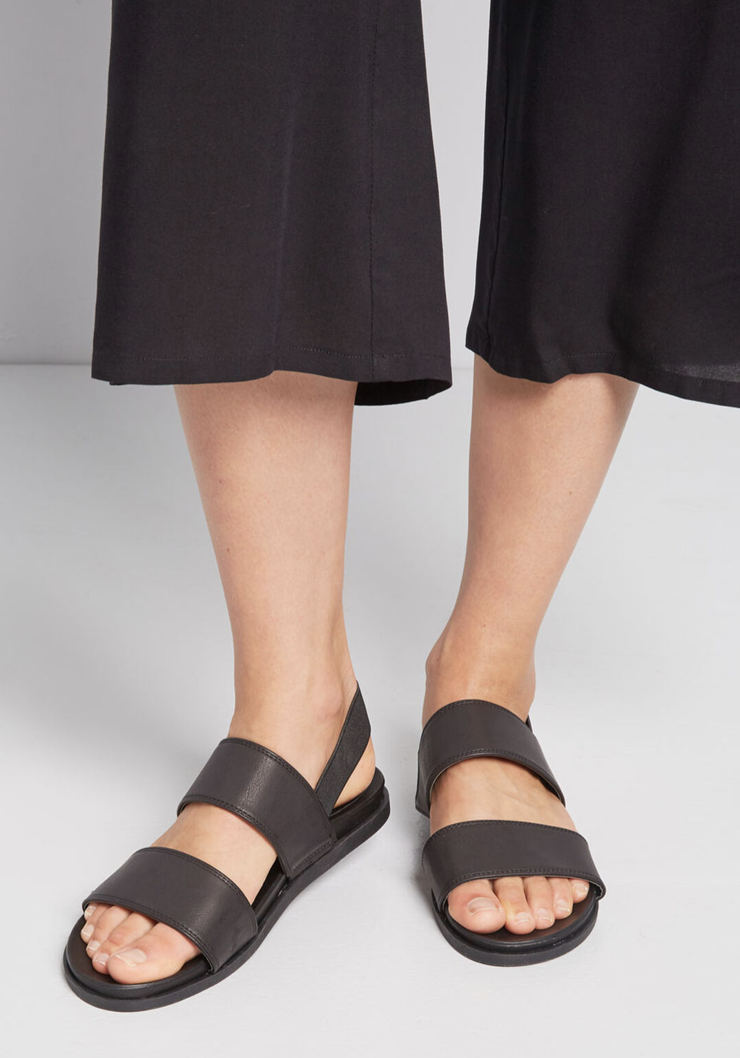 Sandals! A comfortable option for exploring a new city, but also easy to take off when you're hitting the beach! We love our Simple Things Sandal. -