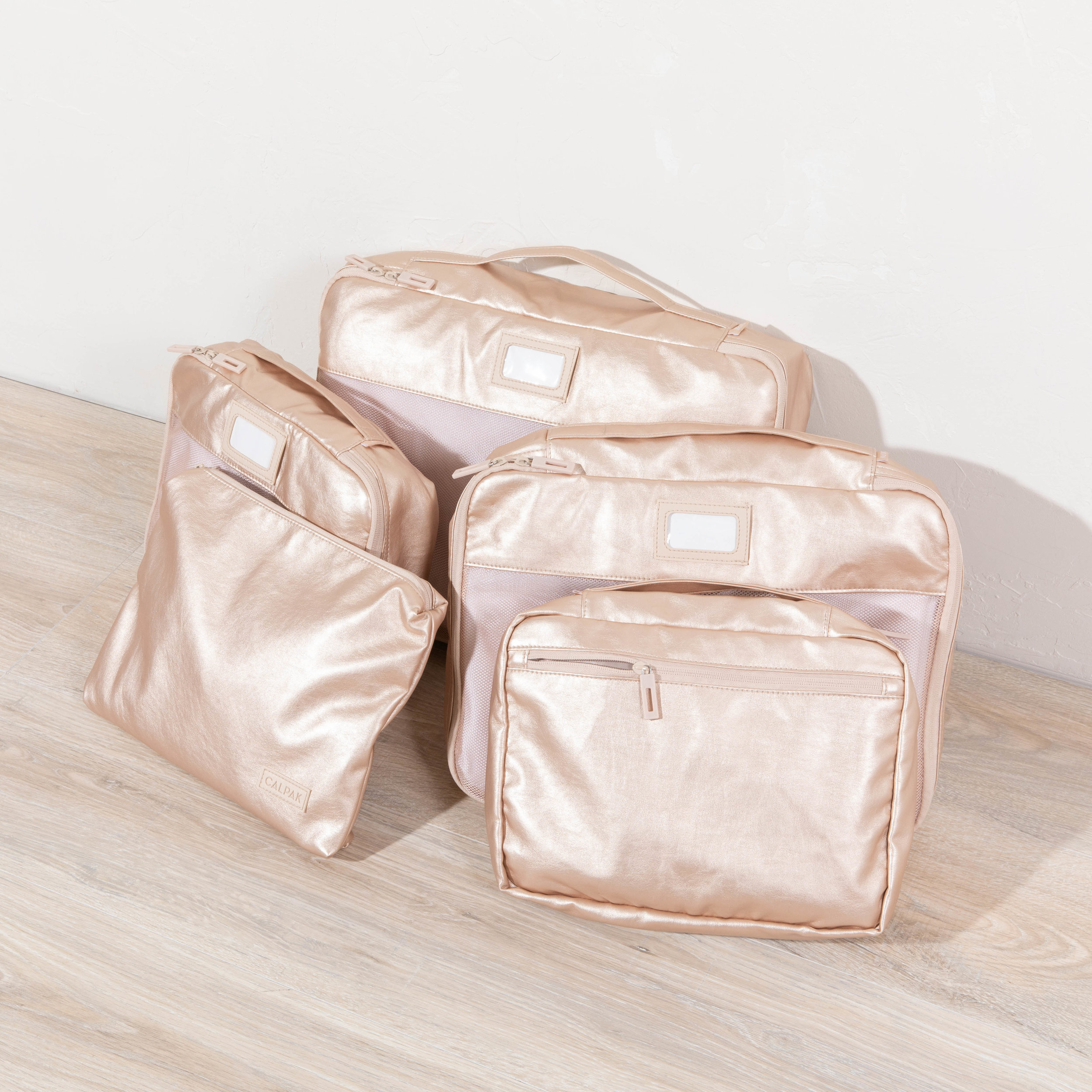 Packing Cubes - Gold -