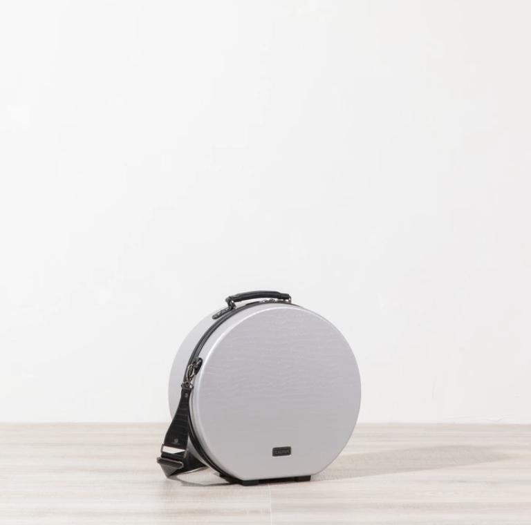 Medium Hat Box - Grey -
