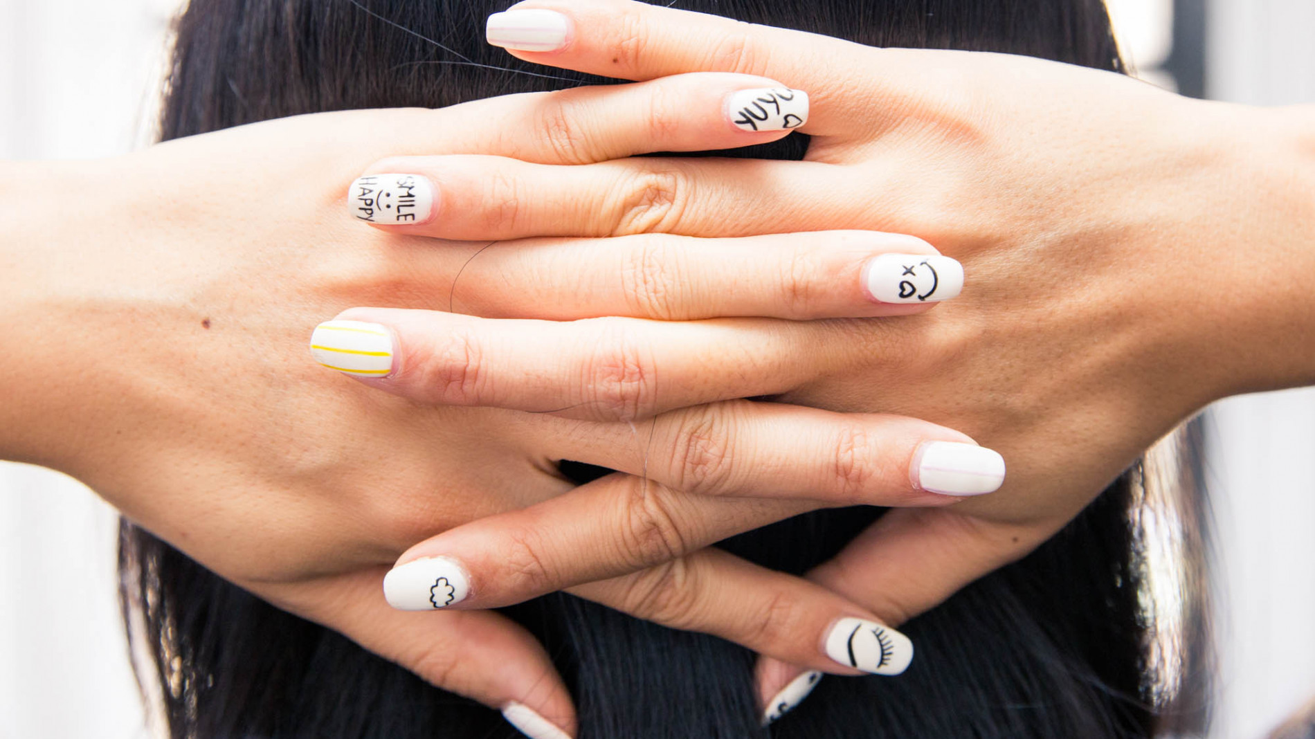 WARNING SIGNS YOU NEED TO LAY OFF YOUR MANI-PEDI ROUTINE - Dr. Dana Stern gives us the nail health 411.