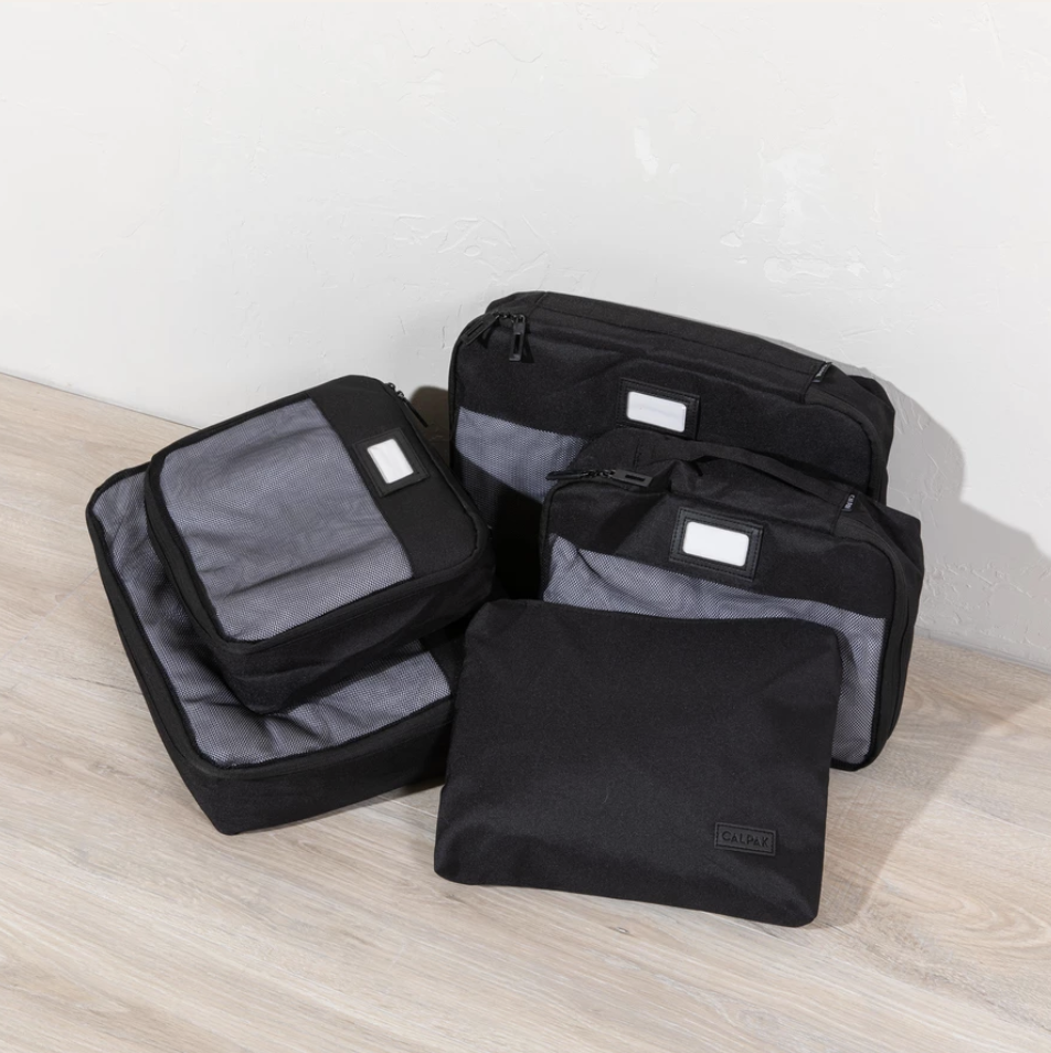 Packing Cubes - Black -