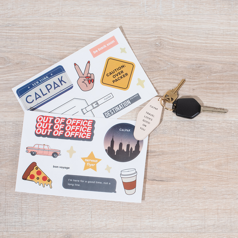 VACATION MODE KEYCHAIN
