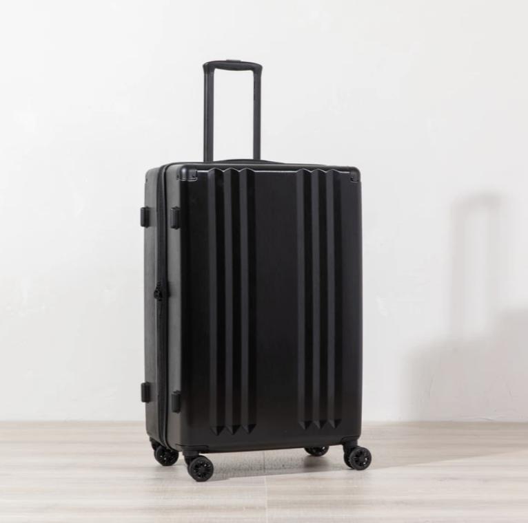 Ambeur Large Luggage - Black -