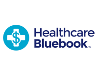 Healthcare Bluebook is a healthcare price transparency platform that is dedicated to helping consumers better manage their healthcare by providing the knowledge and tools needed to shop for and receive a fair price for healthcare services.