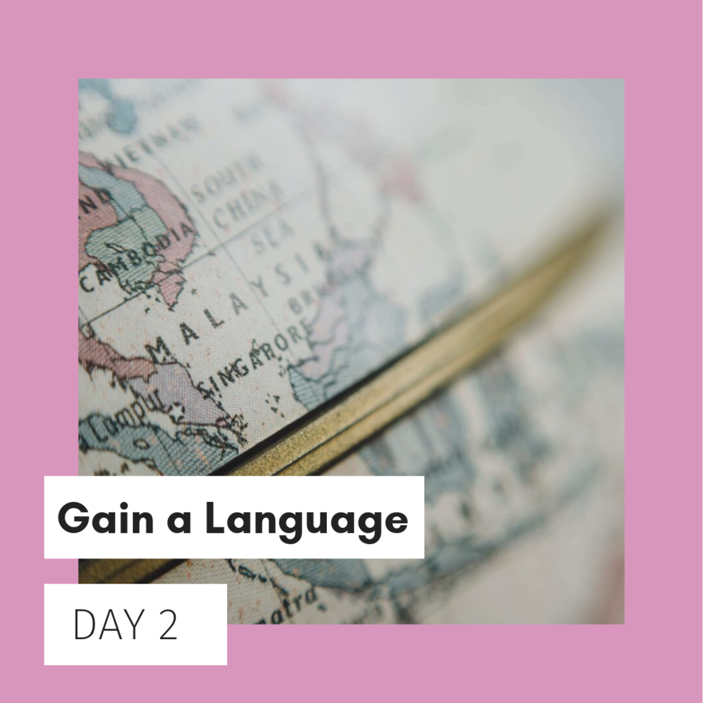 Not at the proficiency level of [target language] that you want to be? Don't let this hold you back. - In this lesson I'll share with you techniques I've used to learn Arabic, Cantonese, Korean, and Spanish from years of formal & personal study.You'll learn how to create a study plan that aligns with how YOU learn best.🗣️ FB LIVE Discussion at 8:30pm ET / 5:30pm PT