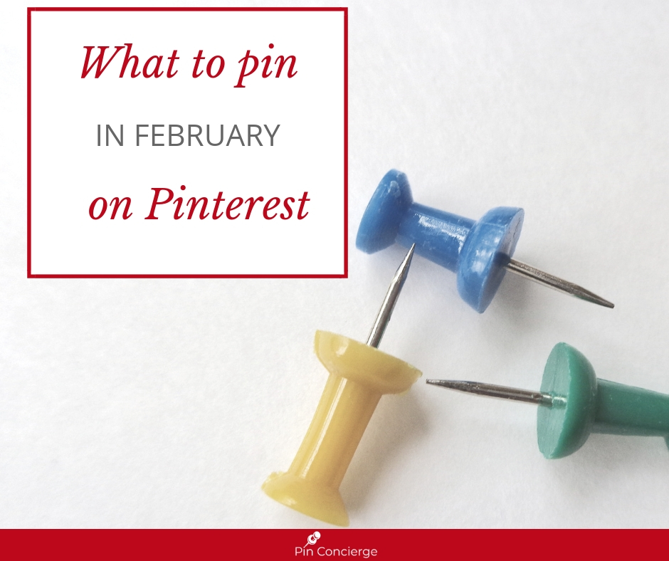 Do you know that spring break and summer travel planning start in February and you should be pinning it to help your pinterest marketing plan. Get more topics that are trending for pinning in February on Pinterest