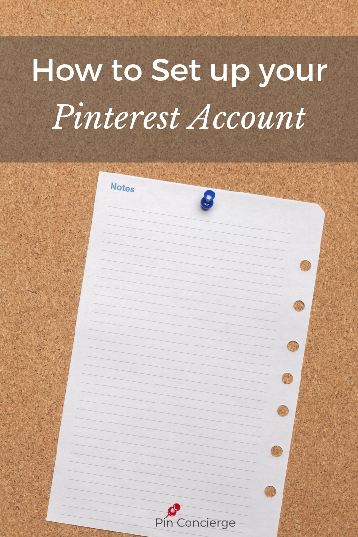 Open a Pinterest business account is only the first step. You need to set it up correctly with the right keywords and the right boards. Here's how #pinterestmarketing #pinconcierge