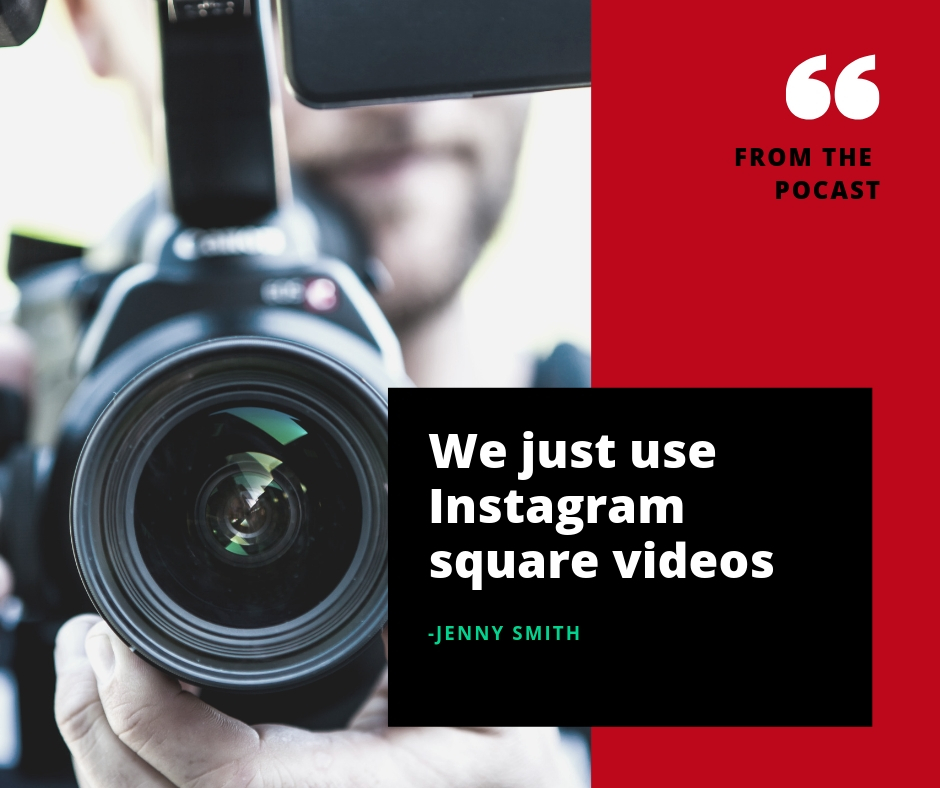You can easily repurpose Instagram videos and stories or IGTV's for Pinterest.