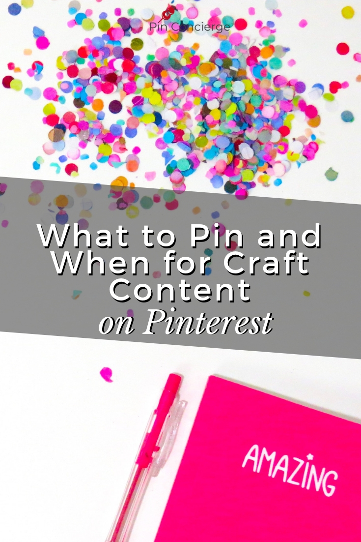 Pinterest marketing strategy for DIY Craft takes some consistency and some steps. Get the best tips for pinterest scheduling on this episode of the Pin Concierge Podcast. #pinterestmarketing #DIYBlogger