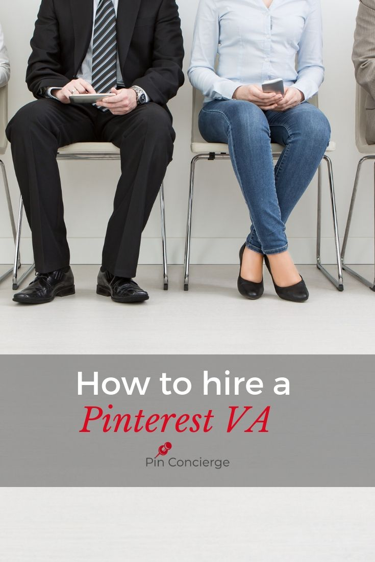 Do you need a Pinterest Virtual Assistant. Here are tips from a Pinterest Manager and Strategist on what to ask when hiring and what to expect from the different positions. #pinterstVA #virtualassistant