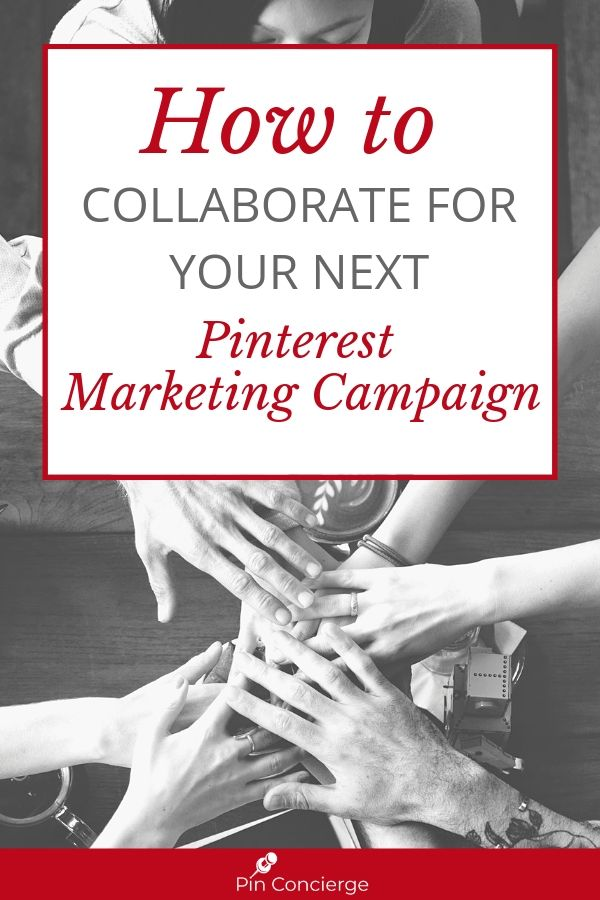 Get inspiration on how to collaborate with brands, bloggers and businesses to further your Pinterest marketing. Tips from successful campaigns by Homes.com #homesdotcom #pinconcierge #pinterestmarketing