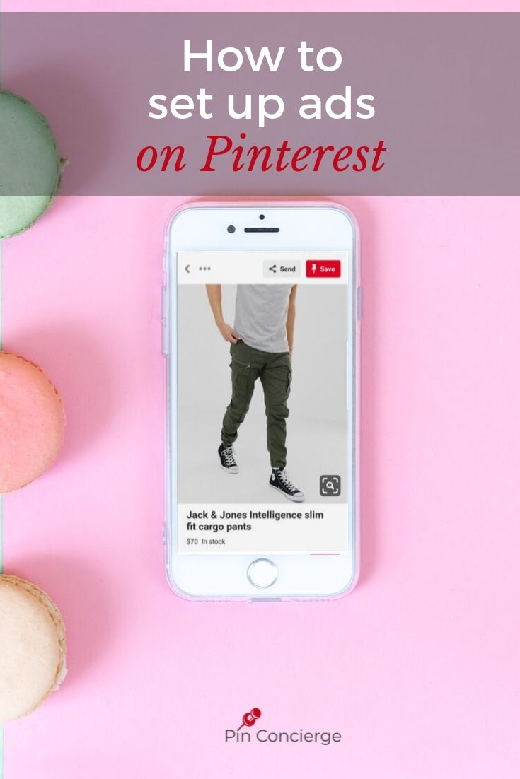 Set up your Pinterest ads the right way. Get tips for promoted pins planning and set up for your next ad campaign. #promotedpins #pinterestads #pinconcierge