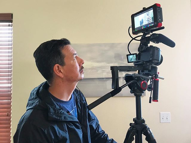 The Back Pages wouldn't be half as great as it is without the cinematography of Executive Producer/Cinematographer @kendall_bryant_jr In addition to a tremendous amount of technical know-how, Kenny brings an in-depth knowledge of storytelling that makes every shot both beautiful and informed🎥🌄😃