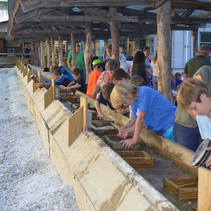 - Some Fridays we go on field trips to explore our area's many cultural and natural resources. We've visited Sky Top Apple Orchard, Urban Dharma, Emerald Village Mining Museum, Gray Fossil Site, and the Vance Birthplace.