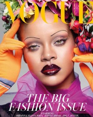 British Vogue - Sept 2018 Issue