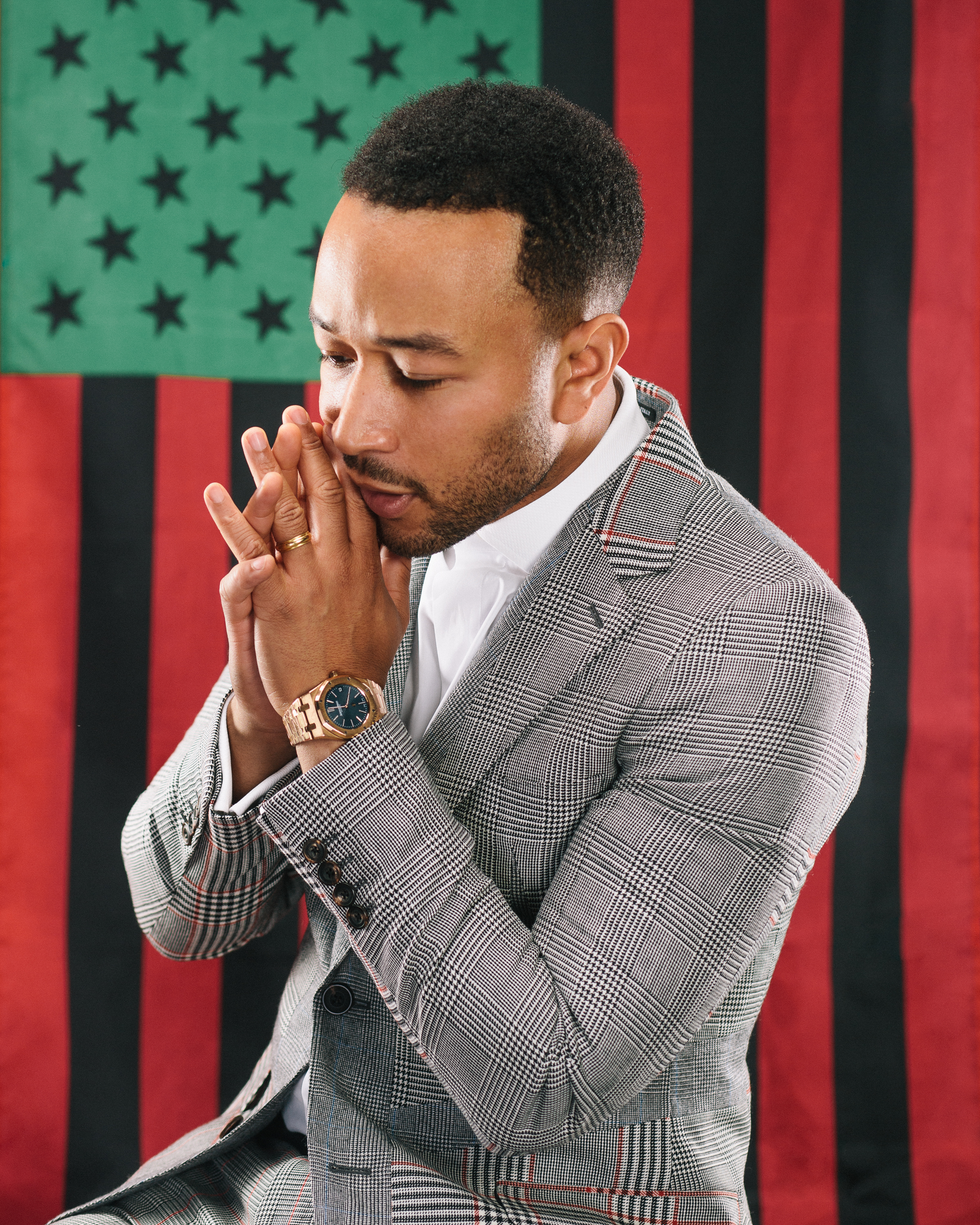 John Legend was #shotbymarkc for Culturecon NYC
