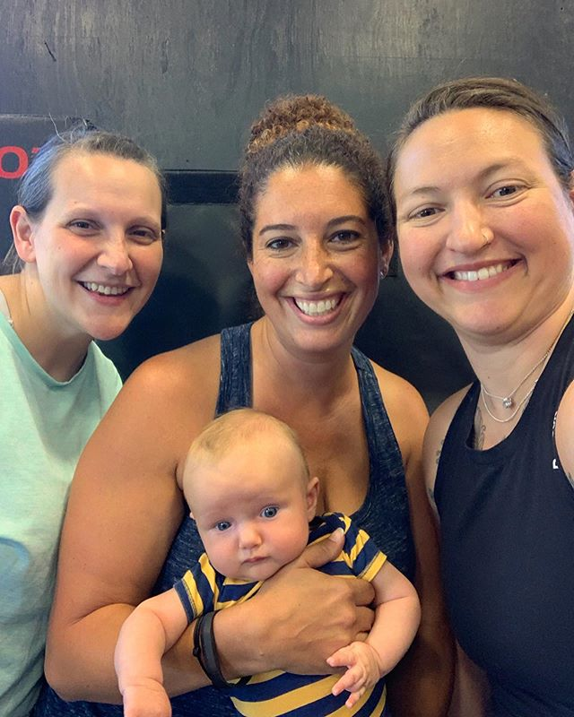 Amanda and Cara (and sweet babe, Conner) rocked the BIRTHFIT Postpartum Series over the last 4 weeks. We wrapped our last class together today. As always, the final day arrives too fast!⁣ ⁣ I am super grateful to have worked with these mamas, and all BIRTHFIT mamas, who have dedicated time for themselves to experience the magic that is the BIRTHFIT Postpartum Series. Postpartum is both a gift, and a reminder, that it's OK to slow down, refocus, and reconnect when we experience a transition. Are you interested in learning more about BIRTHFIT Ithaca? You can more about our prenatal and postpartum services on ithaca.birthfit.com.⁣ ⁣ #BIRTHFIT #Fitness #Nutrition #Mindset #Connection #BIRTHFITIthaca #PostpartumSeries #PostpartumIsForever #MovementIsLife #UnitedInLove @birthfit_ithaca_ny @birthfit @birthfitcoach @birthfitprofessional @pallas.ithaca