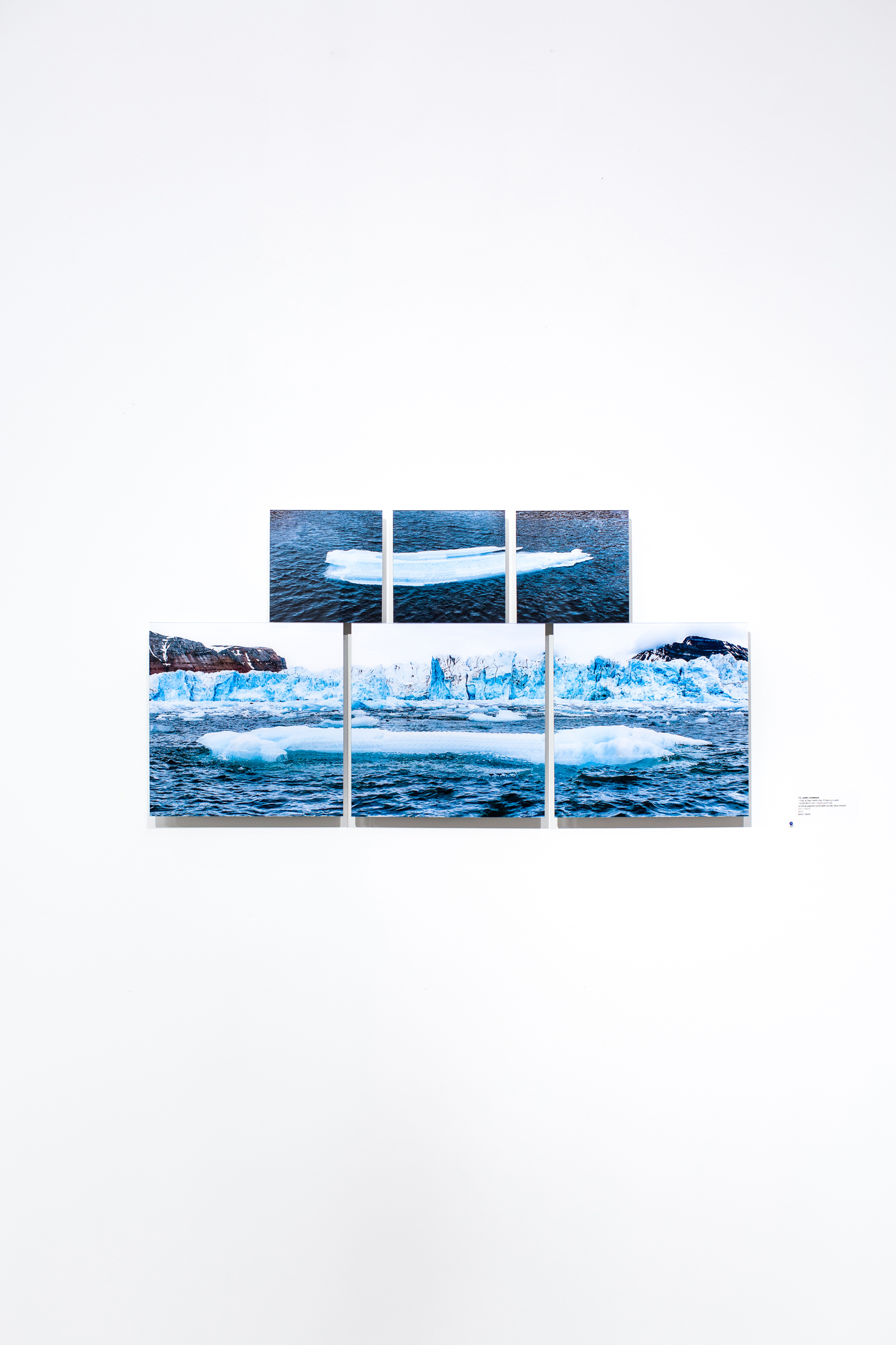 Justin Levesque, 1 Day At Sea Feels Like 3 Days on Land, archival pigment print with acrylic face-mount, 7x7, 12x12, 2017