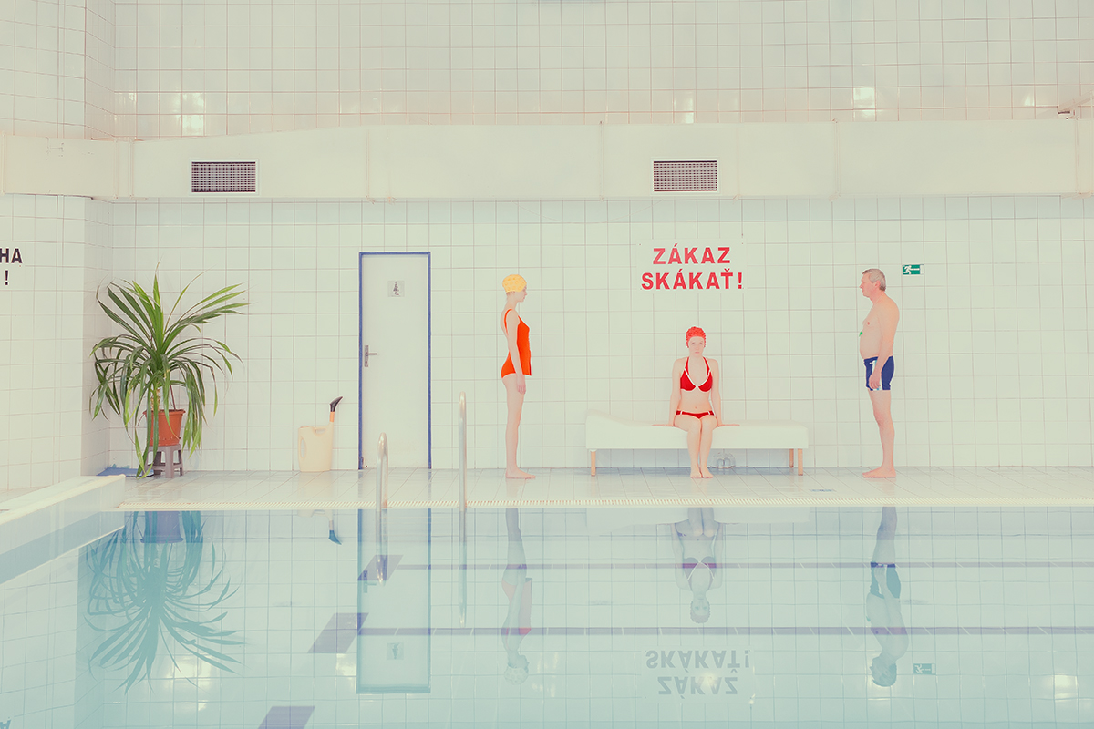 "©Maria Svarbová ""Swimming Pool"""