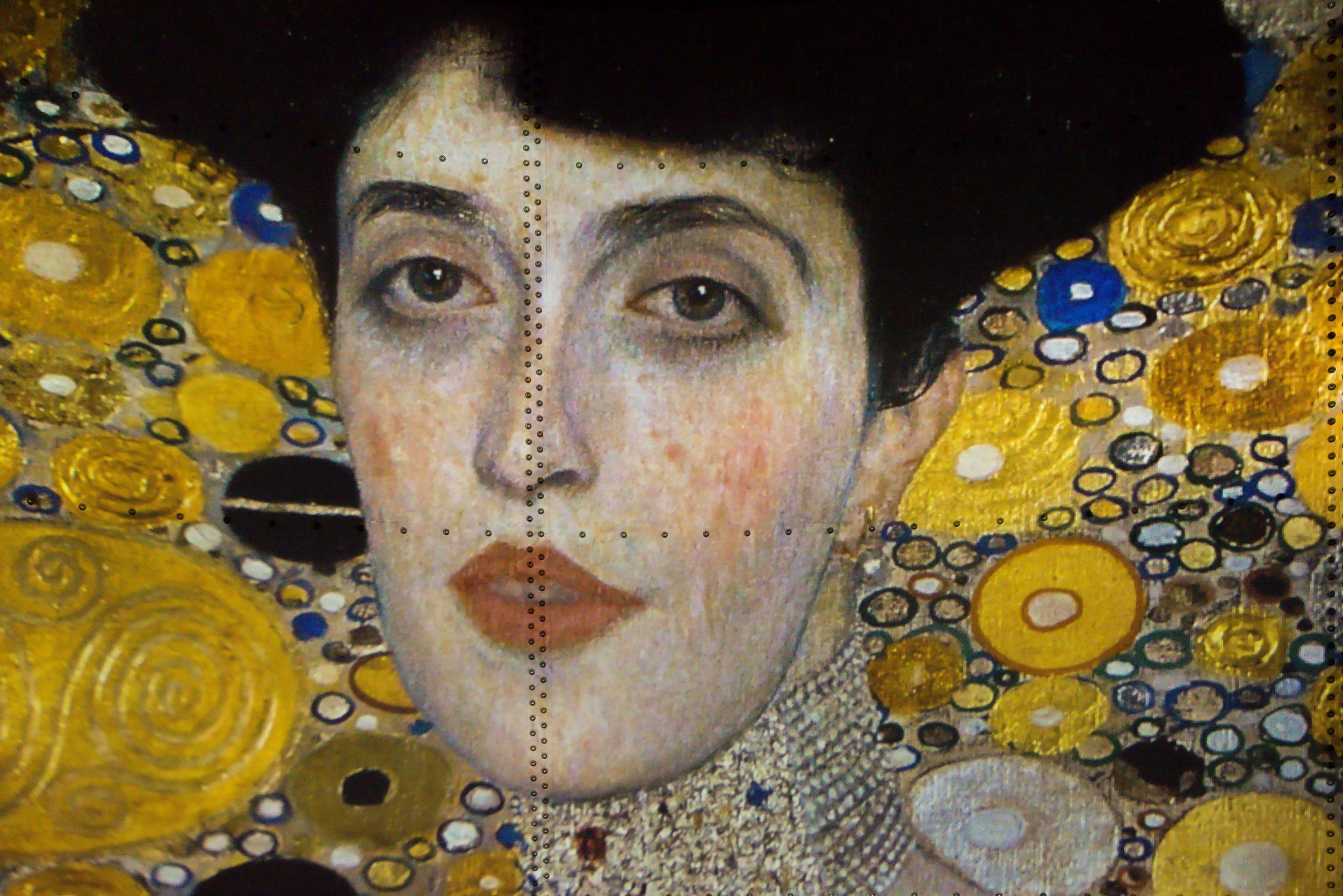 "IMMERSIVE EXHIBITION ""Gustav Klimt"" © Culturespaces / E. Spiller"