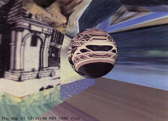 "© Maurice Benayoun ""THE TUNNEL SHOTS PROJECT"""
