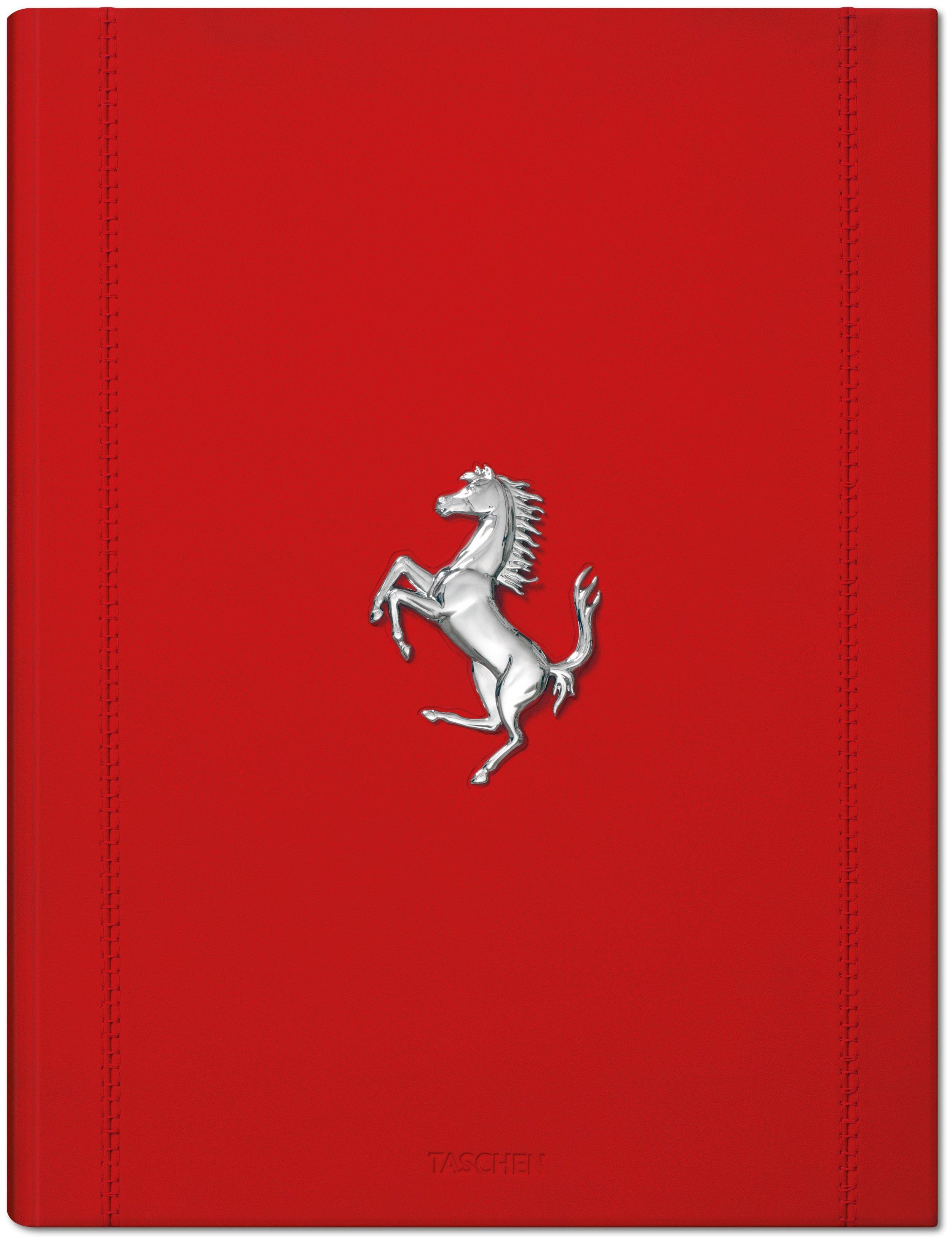 Photo courtesy TASCHEN  Ferrari, Art Edition Pino Allievi