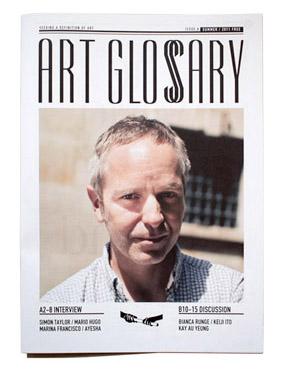 """©Lio Yeung & Masa Inaba """"Art Glossary""""Issue 1, 2011"""