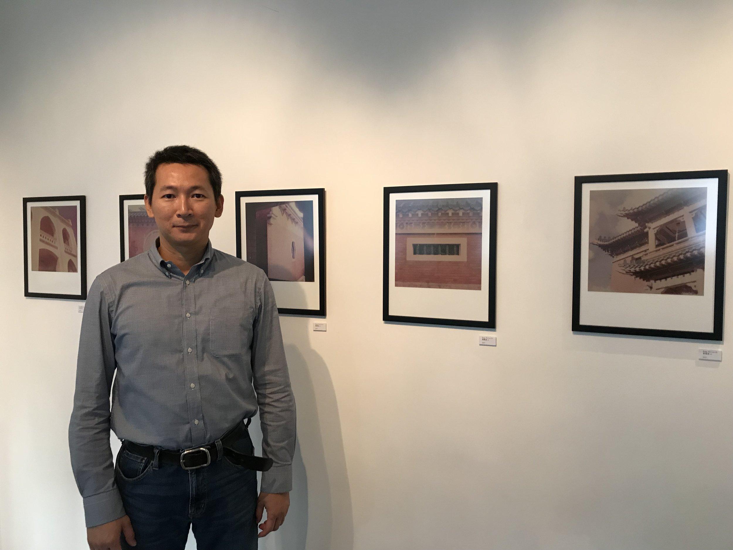 攝影師Chris Wong