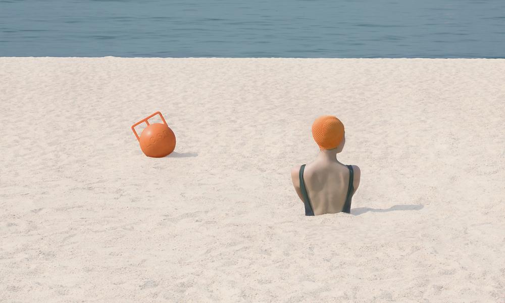 ©Valentina Loffredo - 《Stillness》-〈Immersed〉