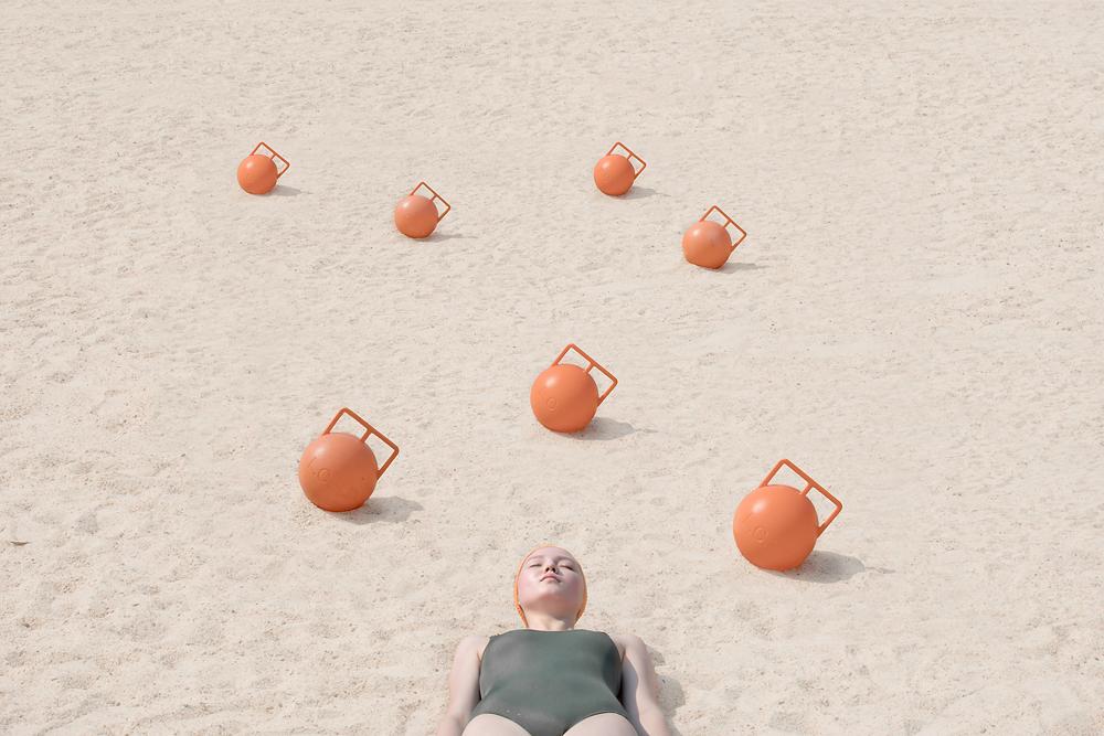 ©Valentina Loffredo - 《Stillness》-〈Surrounded〉