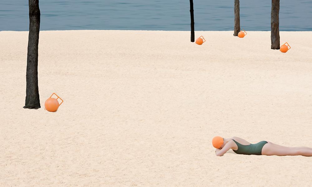 ©Valentina Loffredo - 《Stillness》-〈Curated〉
