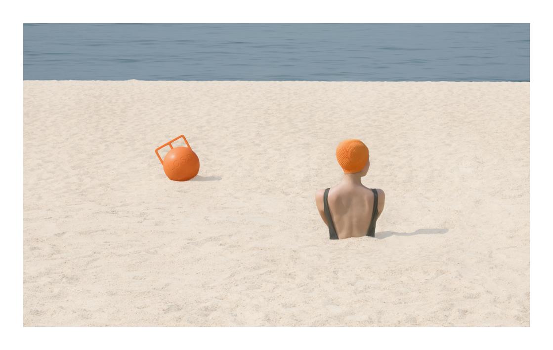 《Stillness》-〈Immersed〉