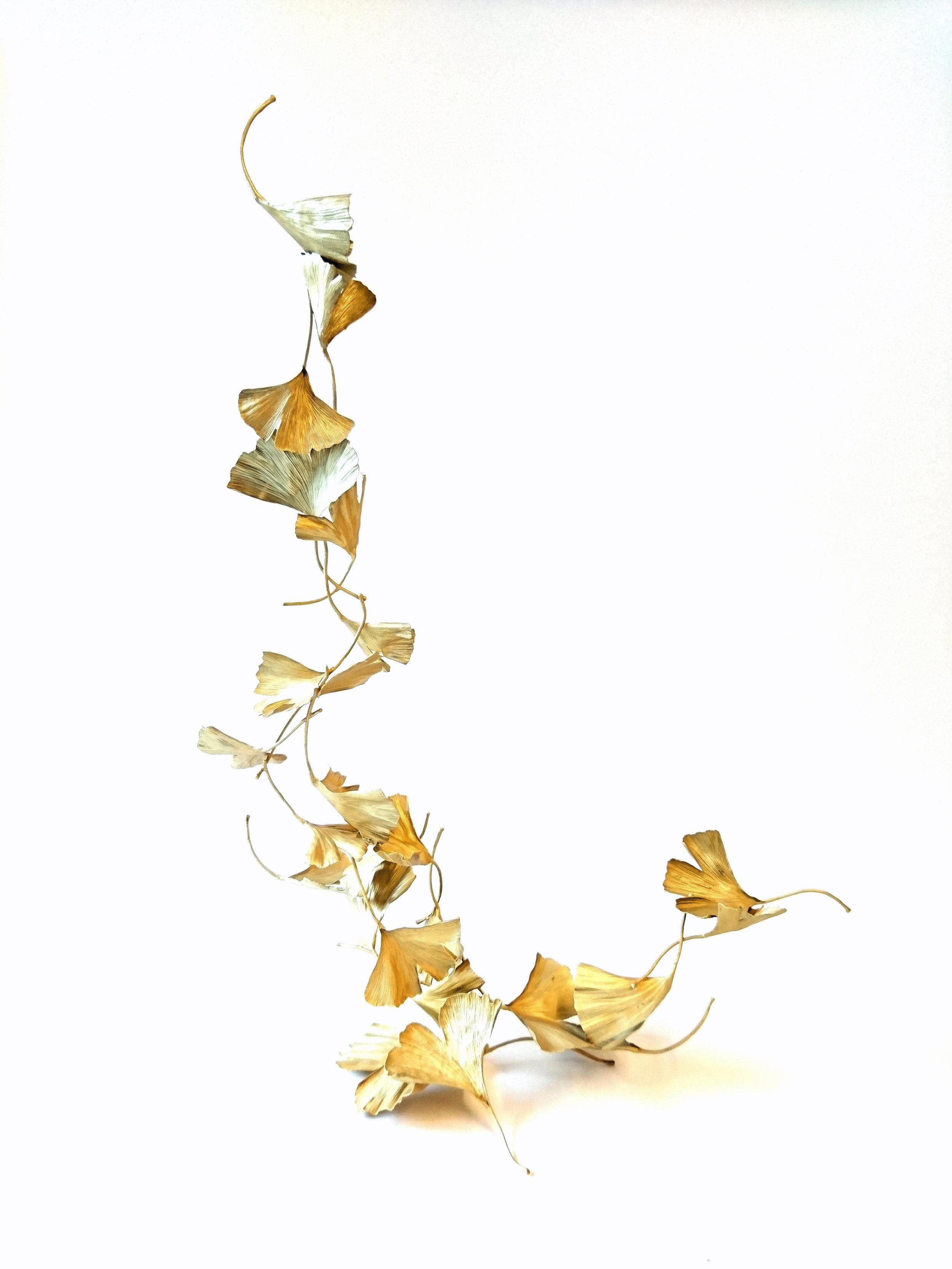 """""""Ginkgo"""" by Shota Suzuki, Artists in Taiwan, Taiwan, Room 4312"""
