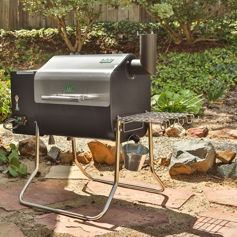 EXPERIENCE BETTER BARBECUE WITH WOOD-FIRED PELLET GRILLS FROM GREEN MOUNTAIN GRILLS. - By combining the latest technology with classic smoking methods, Green Mountain can help you grill smarter and eat better. Visit Norick's True Value today to learn more and check out our full stock of grills.