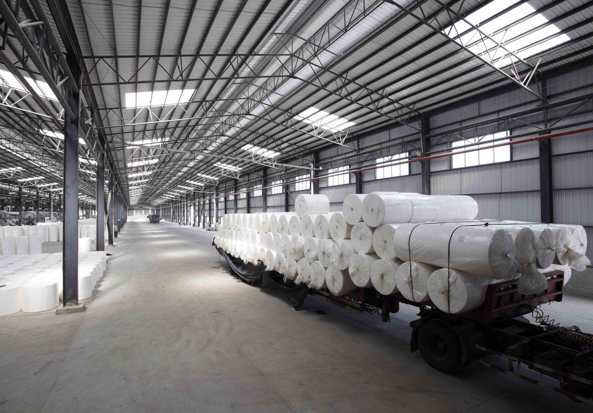 Paper & Pulp Mill -