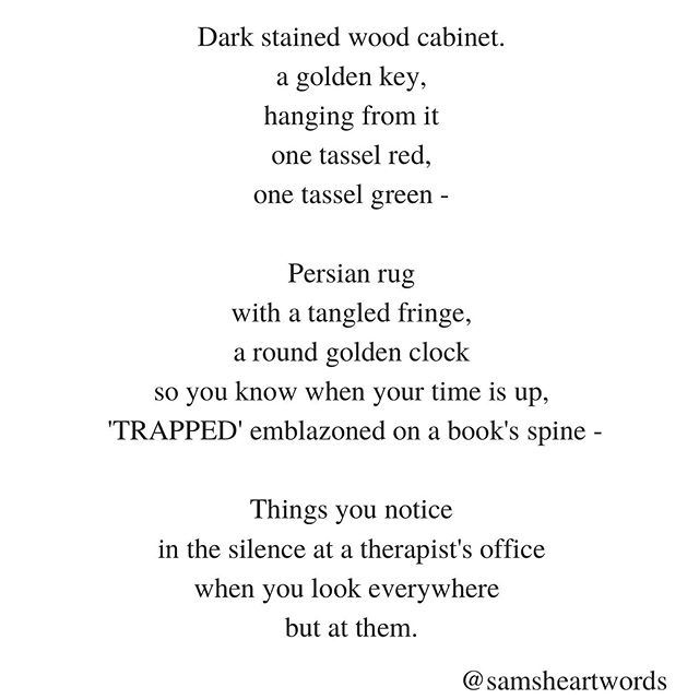 Therapy 🦋 . . . . #instapoetry #poetsofig #writersofig #writersofinstagram  #feminalmagazine #bymepoetryaus #nzpoetry #spilledink #poetrycommunity #poetry #wordporn #wordsofinstagram #writing #samsheartwords #wordsmith #words #feminism #counselling #therapysession #creativewriting #writer #therapy #bymepoetry #woman #mentalhealth #writerscommunity #delicate #bymepoetryfeaturedpoet #art