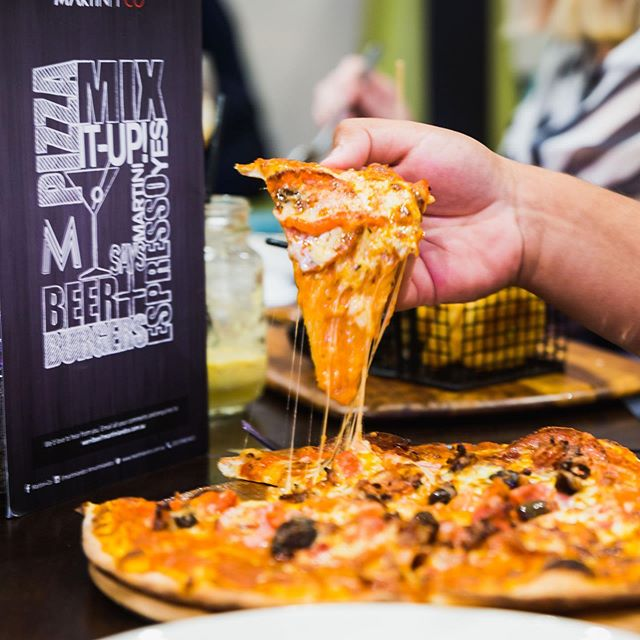 Martini Says... When you take a Pic, Make Sure you Say CHEESE 🧀 😋 🍕 @martiniandcoplentyvalley  Book now 👇 ➡️ http://www.martiniandco.com.au/PlentyValley/ 📞Call now - 03 9404 2013