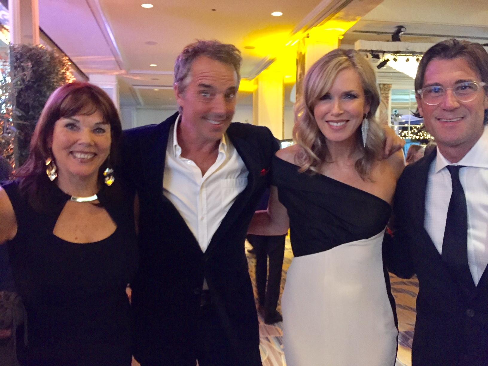 Dan Beuttner, Kathy Freston, Rich Roll