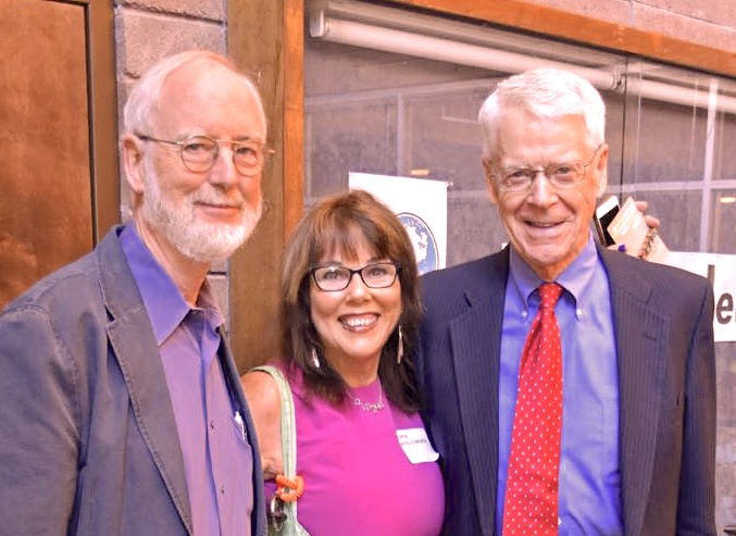 Don Forrester, M.D. and Caldwell Esselstyn, M.D.