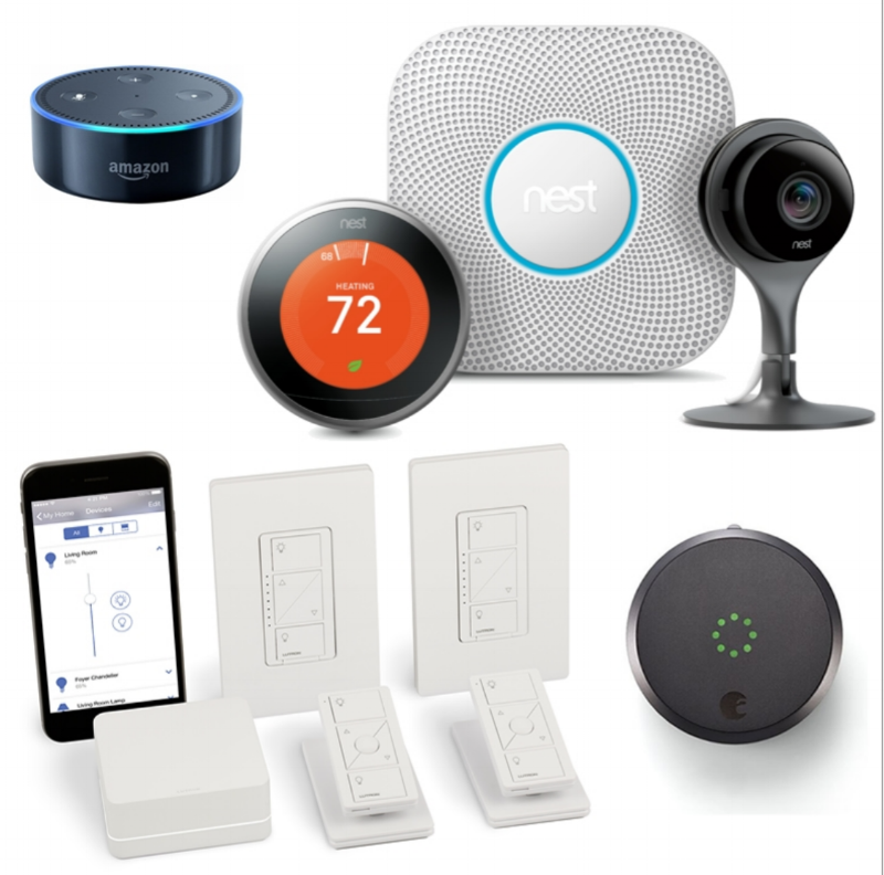 The Smart Home Staging Kit from Coldwell Banker.