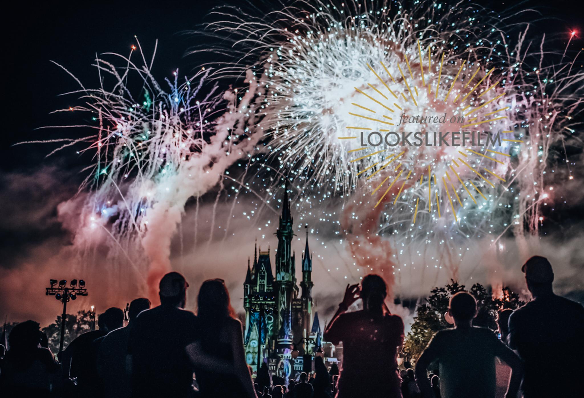 Disneyworld LooksLikeFilm